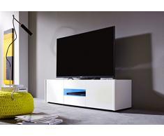 Muebles tv de comprar online en livingo for Lack mueble tv