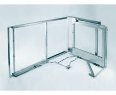 SO-TECH® MagicCornerR ajuste de gabinete esquina derecha + cesta set