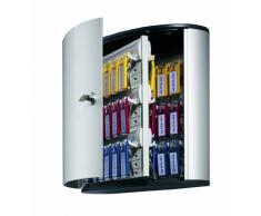 Durable Key Box 54 - Armario para llaves (Plata, 302 x 118 x 280 mm)