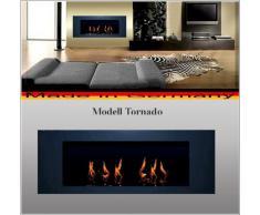 Gel y Etanol Chimenea modelo Tornado / Elija entre 6 colores diferentes (Antracita)