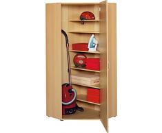 entornos móviles Servicio mobiliario. gabinete de la esquina. Dimensiones: L 81 P 81 183 altura.
