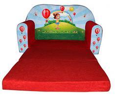 Sof infantil compra barato sof s infantiles online en for Sillon cama desplegable