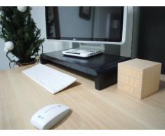"""Lavolta mmr-023b - Soporte estante plataforma elevada para pantalla LCD TV de 15"""" a 27"""", negro"""