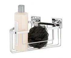 Cherry:Bath Mint - Estante de ducha de rincón (aluminio)