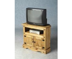 Seconique Corona - Mueble de esquina para televisor