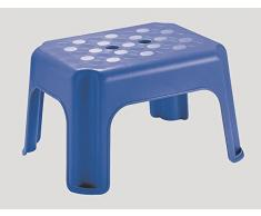 Heidrun 182Y - Taburete Plástico Multiuso 40X32X23 Cm