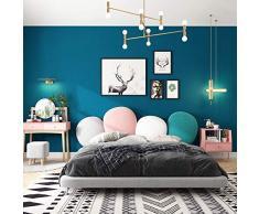 MQQ Personalidad Creativa mesita de Noche Moderna Simple Tabla de cabecera ▏ Apartamento pequeño Dormitorio Armario Armario esquinero ▏ Muebles del cajón del gabinete Mesilla