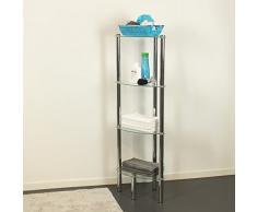 Estanter a rinconera compra barato estanter as rinconeras online en livingo - Estanterias de cristal para banos ...