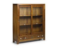 Muebles Vitrina de Madera : Coleccion STAR