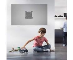 """One For All WM2111, Soporte de pared para TV de 13 a 27"""" Fijo, Peso máx. 50kg, Para todo tipo de TVs LED, LCD, Plasma, negro"""