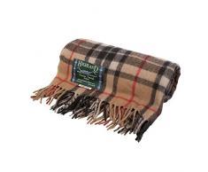 Highland Scottish - Manta (Lana, Talla única), diseño de tartán
