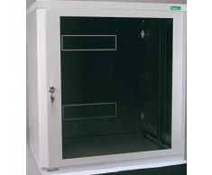 Eaton (de instalación) 19Z - Gabinete de pared NWE-4A06/GL/ZSBUELEI 2 teilig red carcasa 4015082857578