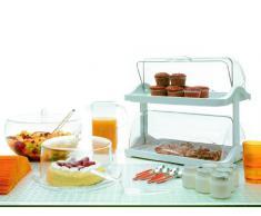 Guzzini 18810011 molde de horno para estante blanco 20 x 33 x 48 cm