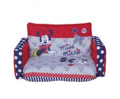 Minnie Mouse Tween tirón hacia fuera Sofa