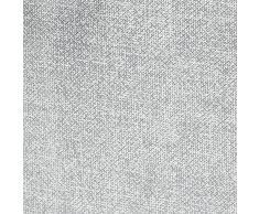 InterDesign Aldo - Organizador Colgante para Almacenamiento en el Armario, de Tela; para Ropa, Pulóveres, Zapatos, Accesorios - 6 estantes - Gris