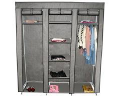 Armario de tela compra barato armarios de tela online en - Armario ropero tela ...