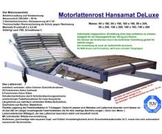 Hansamat DeLuxe - Somier eléctrico (100 x 200 cm)