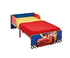 Cars 505CAC - Cama infantil, color azul