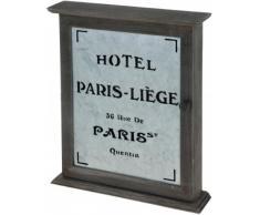 elbmöbel.de - Armario para llaves, diseño retro de París