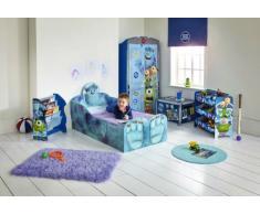 Monsters University infantil función cama