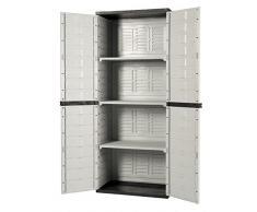 Armario resina compra barato armarios resina online en for Armario exterior barato