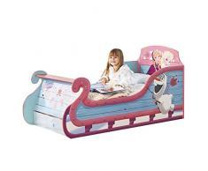 Disney Frozen Trineo para Cama Infantil con cajones para Almacenamiento bajo la Cama por HelloHome