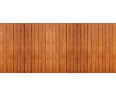 Cabecero Cama Impresión Digital sin relieve Madera Marrón Clara 150 x60 cm | Color Marrón Claro | Cantos Impresos | Disponible en Varias Medidas | Cabecero Ligero, Elegante, Resistente y Económico