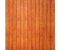 Cabecero Cama PVC Textura Madera Clasico 150x60cm | Disponible en Varias Medidas | Cabecero Ligero, Elegante, Resistente y Económico