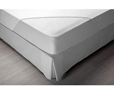 Pikolin Home Protector de colchón impermeable 135. Protector colchón muy transpirable.