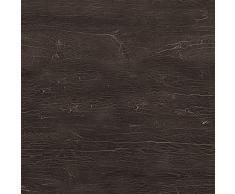 Cabecero Cama Cartón Ecológico | Impresión Digital | Sin Relieve | Imitación Madera Marrón Oscura 150 x 60 cm | Cabecero Ligero, Elegante, Resistente y Económico