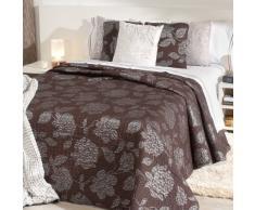 Sancarlos - Colcha bouti noemi - cama 150, 250x270 cm - marrón