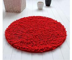 Alfombras Redondas Rojas Materiales De Construcci N Para