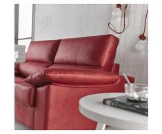 SHIITO Sofá Cama con Sistema de Apertura Italiano tapizado