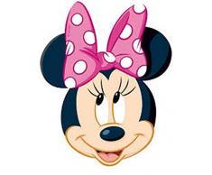Stor - Mesilla De Noche Infantil, Minnie Mouse Bloom, Muebles Disney - Dimensiones: 40cm X 50,5cm X 30cm - Varios Personajes