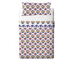 Universal Minions GB - Juego de sábanas de 3 piezas para cama de 90 cm
