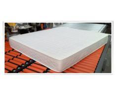 Ailime Waterfoam H18 - Colchón para cama, espuma de poliuretano, 120 x 190 cm, color blanco