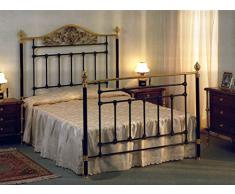 Camas de hierro comprar online tu cama de hierro barata - Camas antiguas de hierro ...