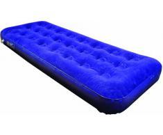 Highlander Sleepeze - Colchón hinchable individual azul azul Talla:suelto