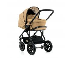 Moon Cochecito combinable Lusso Set City 995 Sahara