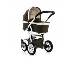 Moon Cochecito combinable Tregg Set City 978 marrón