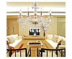 ES Vidrio - Lámparas Araña - Cristal/LED - Tradicional/Clásico Warm White