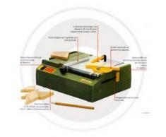 Proxxon 27006 sierra circular banco 220