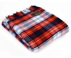 Tweedmill Textiles - Alfombra de Viaje de Lana, diseño de gordón