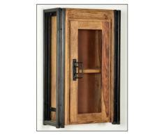 Sit Möbel 9202-01 - Armario de pared para baño, color natural