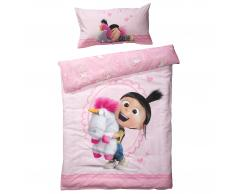 Ropa de cama juvenil Minions - it's so fluffy (150x220)