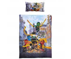 Funda nórdica infantil Ninjago (150x220)