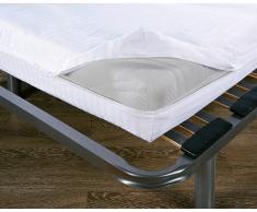 Protector de colchón con cremallera (150x190-200 cm)