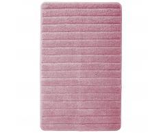Alfombra de baño microfibra Imperial (50x80, rosa)