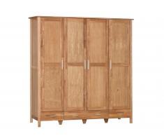 Armario «New Oak» (4 puertas)