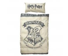 Ropa de cama juvenil Harry Potter (150x220, gris)